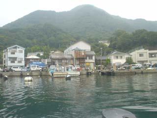 江浦 出港1