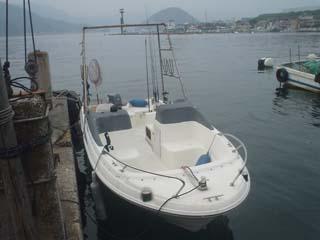 江浦 You氏のボート2