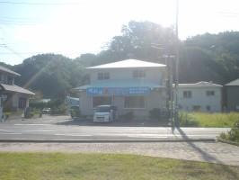 宿泊先の居酒屋ペンション商い屋1