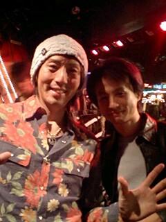 081110是方博邦氏(左)伊勢賢治(右)