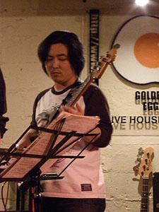 松本央Bass