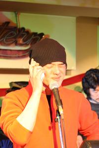 堀田篤(Gt&お笑い)