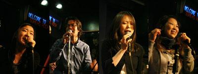 Vocal陣!