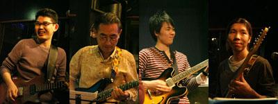 Guitar陣!