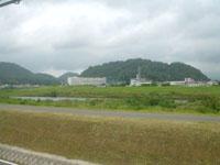 伊豆長岡で最高の居酒屋ろさんからの風景1!
