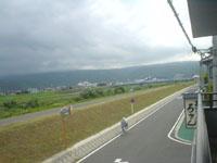 伊豆長岡で最高の居酒屋ろさんからの風景2!