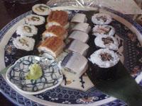 ろさんの女将亜古さん特製朝食