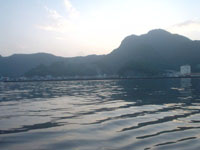 江浦湾の絶景