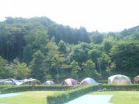 天城のデイキャンプ場