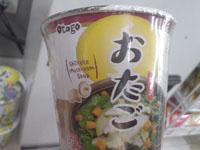 タイのコンビニで見つけた「おたごスープ」