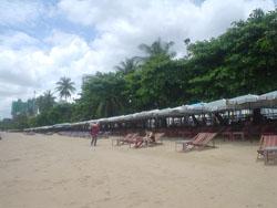 パタヤビーチ4
