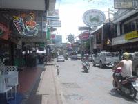 パタヤの街並み2