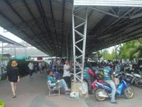 パタヤのバスターミナル2