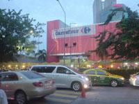 タイのカルフール外見