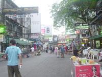 タイのカオサン通り2