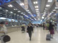 タイのスワンナプーム空港3