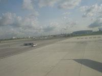 帰りの飛行機からのタイの空2